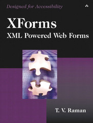 XForms: XML Powered Web Forms