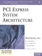 Cover of PCI Express System Architecture