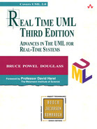 Cover of Real Time UML: Advances in The UML for Real-Time Systems, Third Edition