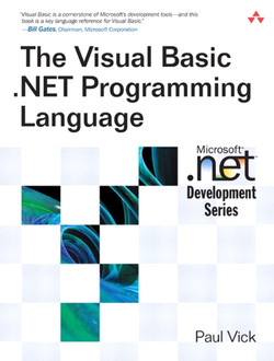 Visual Basic .NET Programming Language, The