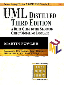 UML Distilled: A Brief Guide to the Standard Object Modeling Language, Third Edition