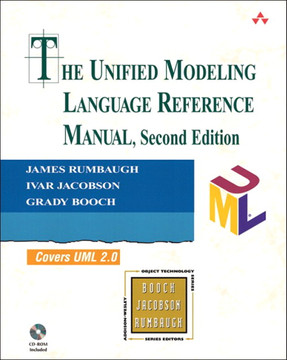 Unified Modeling Language Reference Manual, The, Second Edition