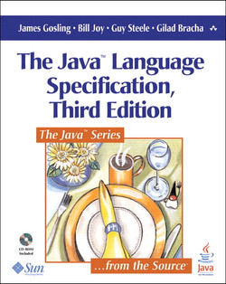 Java™ Language Specification, Third Edition, The