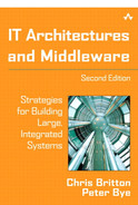 Cover of IT Architectures and Middleware: Strategies for Building Large, Integrated Systems, Second Edition