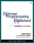 Cover of Extreme Programming Explained: Embrace Change, Second Edition
