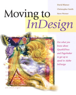 Moving to InDesign