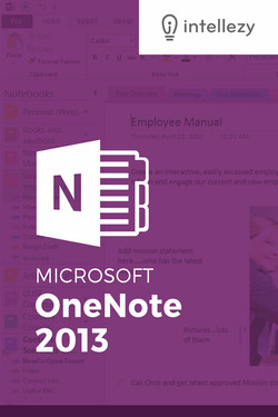 OneNote 2013: A Complete Guide
