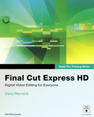 Apple Pro Training Series Final Cut Express HD