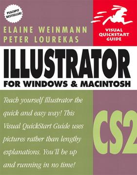 Visual QuickStart Guide Illustrator CS2 for Windows and Macintosh