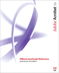 Adobe Acrobat Official JavaScript Reference