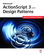 Cover of Advanced ActionScript 3 with Design Patterns