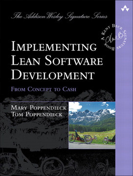 Implementing Lean Software Development: From Concept to Cash - cover