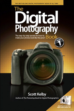 The Digital Photography Book, Part 1: The step-by-step secrets for how to make your photos look like the pros'!