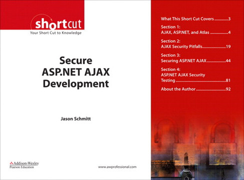 Secure ASP.NET AJAX Development