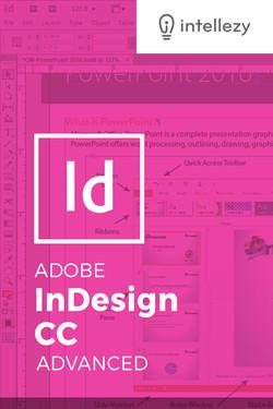 Adobe InDesign CC Advanced