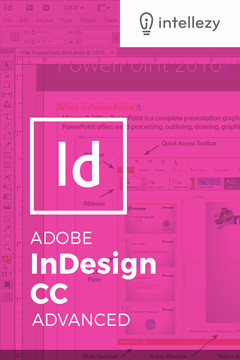 Adobe InDesign CC Advanced