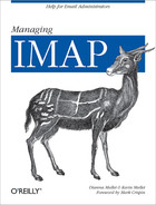 Cover image for Managing IMAP