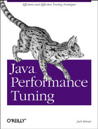 Cover image for Java Performance Tuning