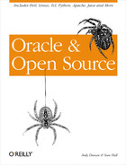 Cover image for Oracle and Open Source