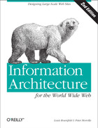 Cover image for Information Architecture for the World Wide Web, Second Edition