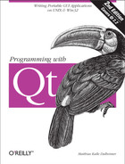 Cover image for Programming with Qt, 2nd Edition
