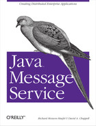 Cover image for Java Message Service
