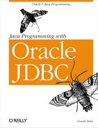 Cover image for Java Programming with Oracle JDBC
