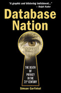Cover image for Database Nation