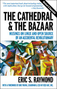 Cover image for The Cathedral & the Bazaar