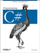 Cover image for Programming C#