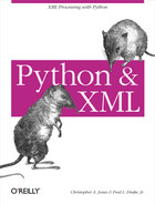 Cover image for Python & XML