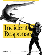 Cover image for Incident Response