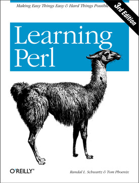 Learning Perl, 3rd Edition