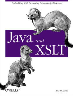 Java and XSLT