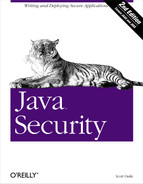 Cover image for Java Security, 2nd Edition