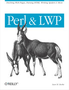 Cover image for Perl & LWP