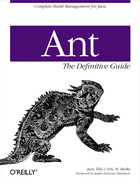 Cover image for Ant:  The Definitive Guide