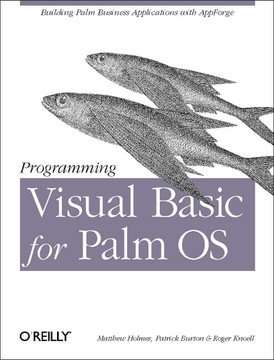 Programming Visual Basic for the Palm OS