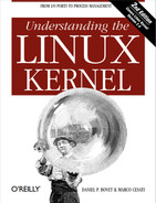 Cover image for Understanding the Linux Kernel, Second Edition