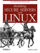 Cover image for Building Secure Servers with Linux