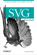 Cover image for SVG Essentials