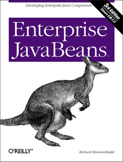 Enterprise JavaBeans, Third Edition