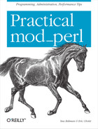 Cover image for Practical mod_perl