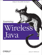Cover image for Wireless Java
