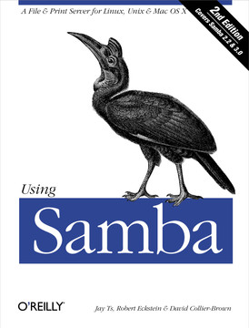 Using Samba, Second Edition