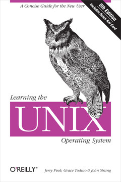 Learning the Unix Operating System, 5th Edition