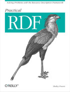 Cover of Practical RDF
