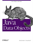 Cover image for Java Data Objects