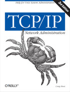 Cover image for TCP/IP Network Administration, 3rd Edition