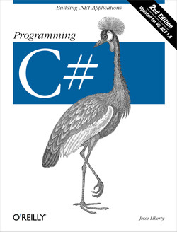 Programming C#, Second Edition